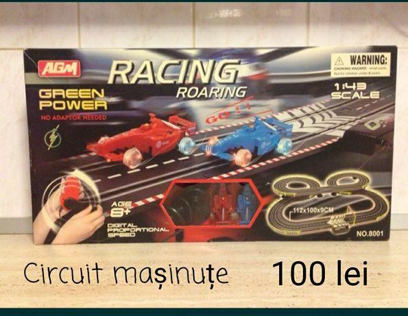 Circuit cu mașinuțe