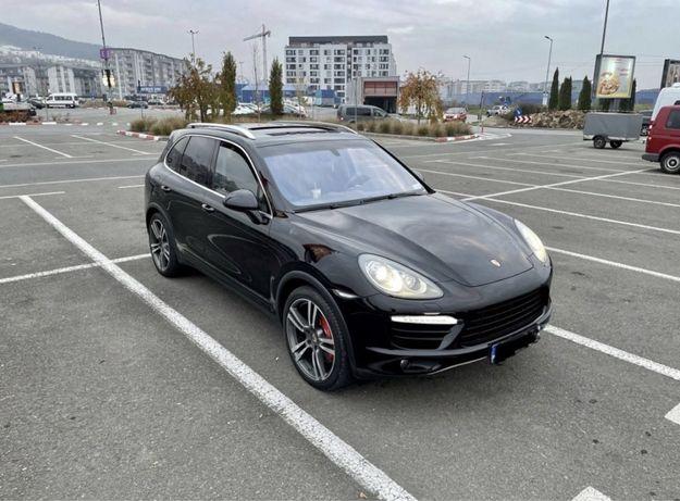 28.900€ Vand/Schimb P. Cayenne 4.8 Turbo ,590 hp, cu audi a8 2018-2021