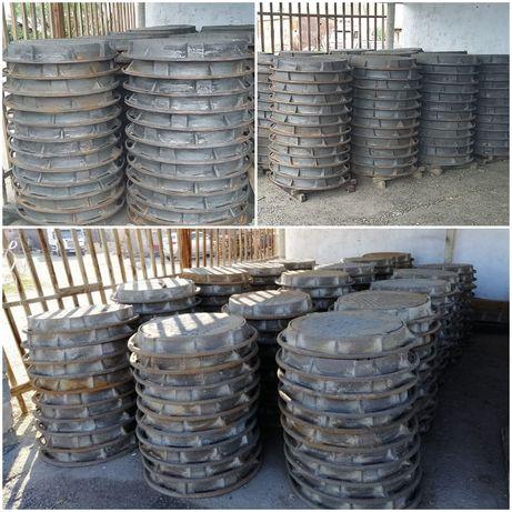 Люки чугунные канализационные ГОСТ 3634-89