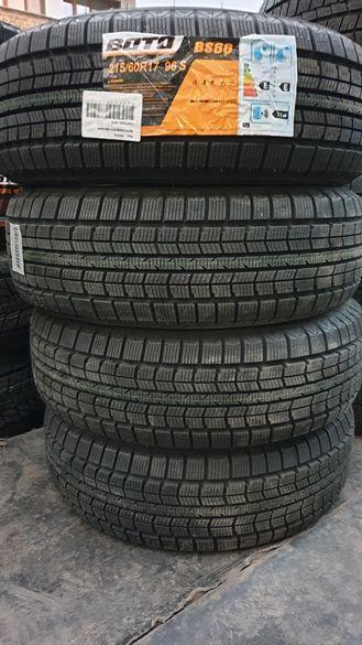 Нови гуми 215 60 17 бото