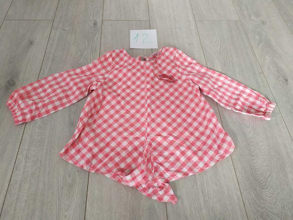 Летни дрешки и блузи с дълъг ръкав за момиче 3-4години