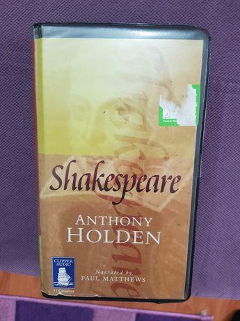 Shakespeare set casete audio