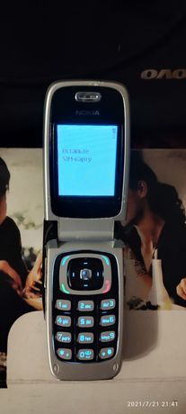Продам Nokia 6103 раскладушка