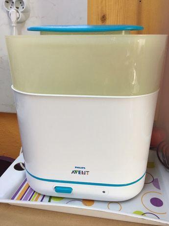 Електрически стерилизатор Philips Avent 3-в-1