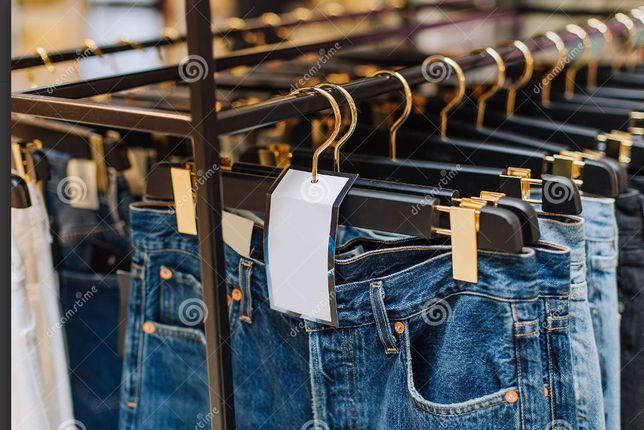 Продам бутик джинсовой женской одежды с остатками товара