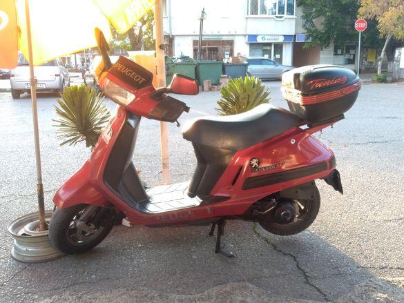 Скутер с регистрация