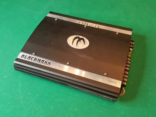 Vand amplificator auto Crunch MXB 4100 Blackmaxx