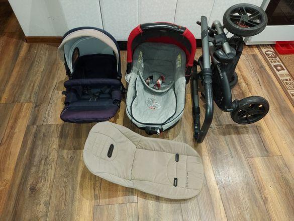 Детска количка Trider Matrix jane