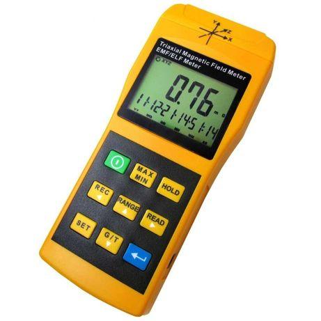 T92 Уред за измерване на ЕМП радиочестотна радиация Гаус метър 2000 mG