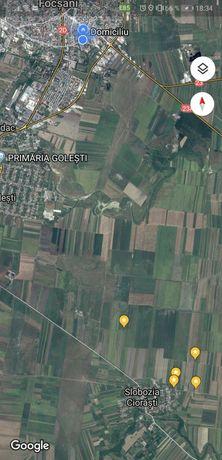 Teren agricol 5 ha Slobozia Ciorasti langa Focșani