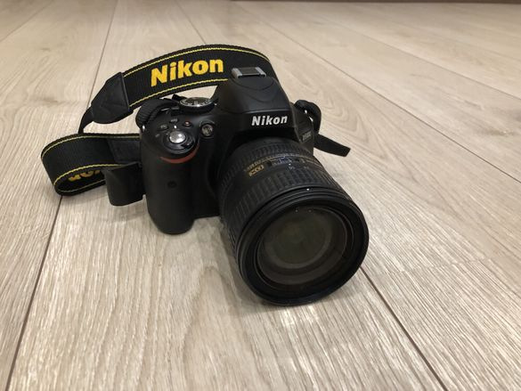 Nikon D5100 и Nikkor 16-85mm