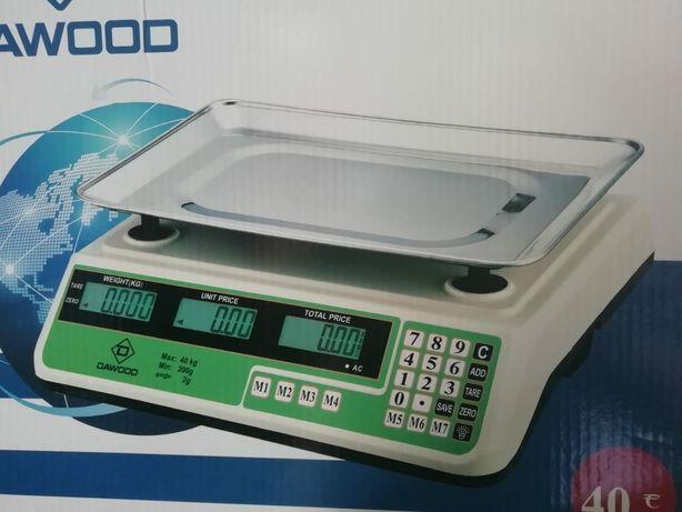 Электронные весы DAWOOD До 40кг новые в упаковке