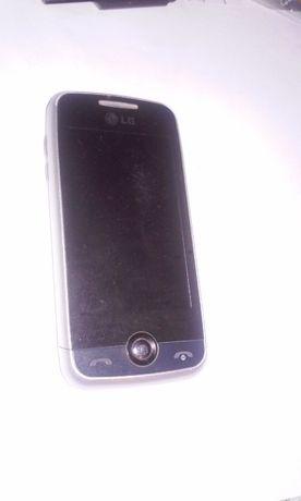 Telefon LG - tach screen, defect