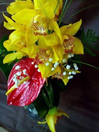 букети ,аранжировки,цветя