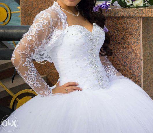 Свадебное платье обмен на золото