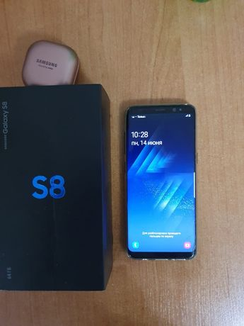 Samsung S8 edge.