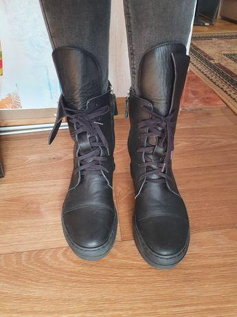 Обувки Тенденз естествена кожа
