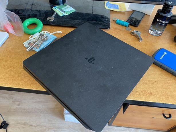 Приставка Sony PlayStation4 slim 500gb и жесткий диск 1тб