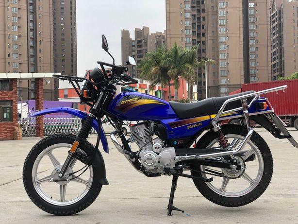 Байге мотоциклдер бар