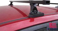 Bare portbagaj transversale VW Caddy Renault Kangoo Fiat Doblo Tourneo