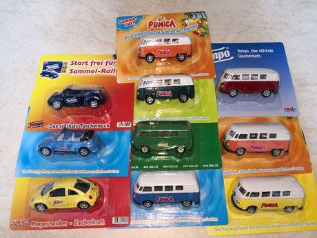 Machete auto Volkswagen, Beetle, Kafer, T1, scara 1:60, Welly