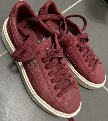 Puma Sneakers Snake leather 37.5