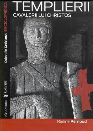 Carte de istorie medievala despre cavalerii Templieri