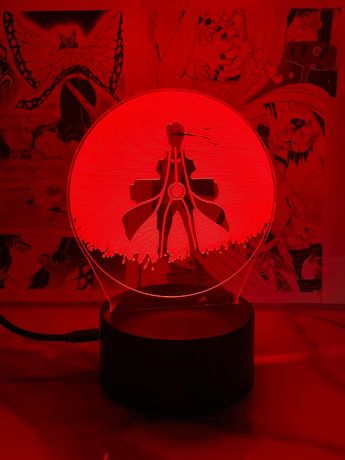 3D ночники Аниме