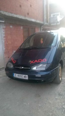 Ford Galaxy 2.3 Gaz