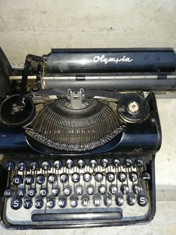 Mașina de scris Olimpia sau schimb cu orice la aceiași valore