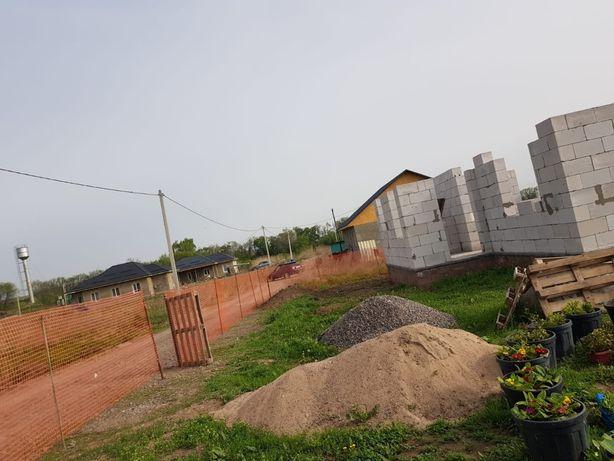 Обмен недостроенного дома на участок с доплатой