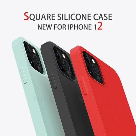Матов Силиконов Кейс за Apple iPhone 12 Pro Супер Защита