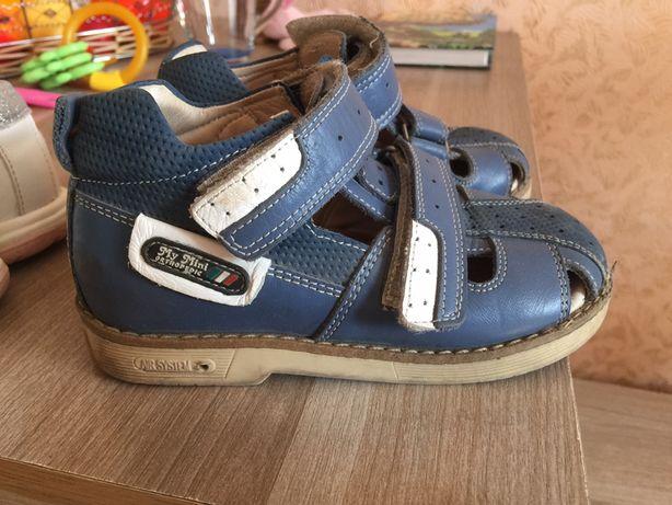 Ортопедические сандали на мальчика, турция
