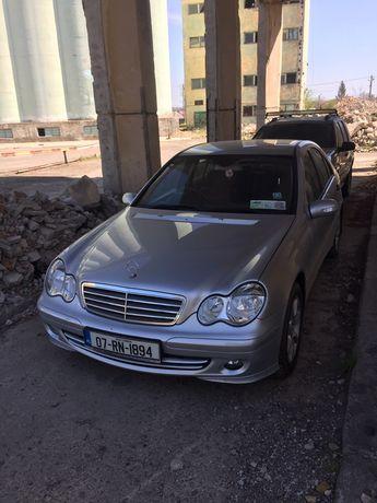 Dezmembrez Mercedes c180 kompresor 2008