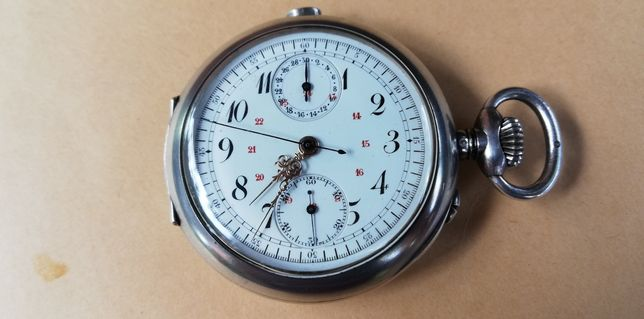 Patek Philippe Cronograf Cronometre
