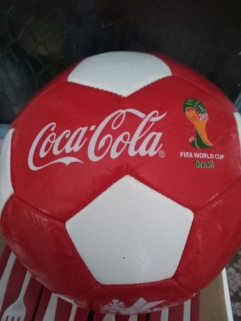 coca cola Minge World Cup Brasil