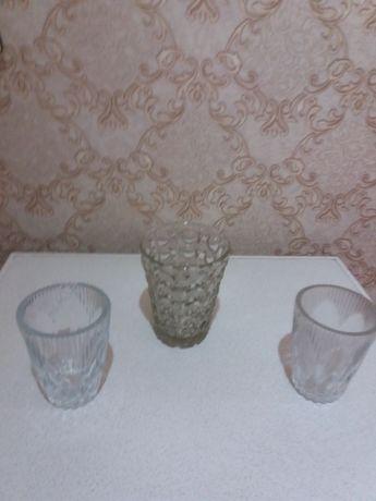 Продаю вазочки под вид хрусталя
