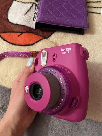 Интакс камера полароид