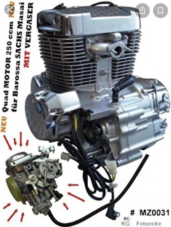 Piese Motor Smc 170 250 300