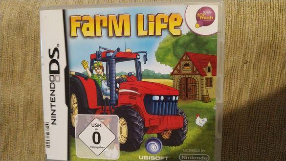 Nintendo Farm Life