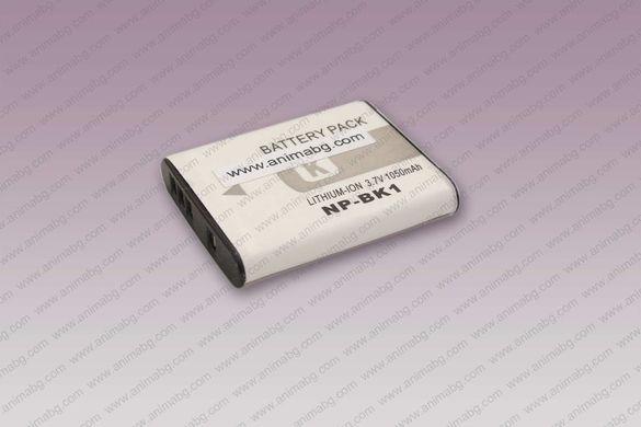 ANIMABG Батерия модел NP-BK1 за Sony Cyber-shot DSC W