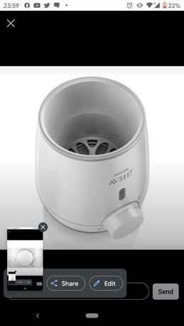 Philips Avent Express Baby Bottle and Food Warmer