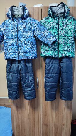 Зимен комплект - яке и гащеризон 98 - 104 см
