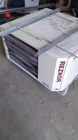 Centrala, sistem de incalzire prin ventilatie, pe gaz ptr. hala, 35kW