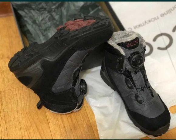 Горные ботинки с механической шнуровкой