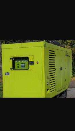 Сдам в аренду дизельные электростанции генераторы 100кВт40 кВт30 кВт