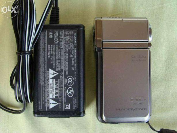 Camera Video SONY HDR-TG7VE - Full HD Memorie 16 Gb si GPS
