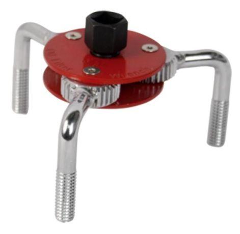 Ключ за маслен филтър тип ''паяк'' tmp topmaster 3/8'', 1/2''