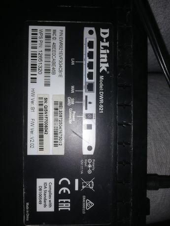RouterulD-Link DWR-921 4G LTE