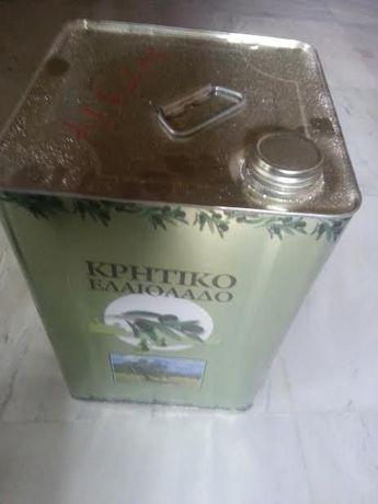 Зехтин екстра върджин 100% натурален от Гърция